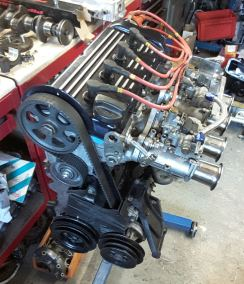 Golf engine