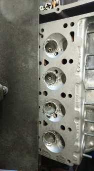 Twincam welding